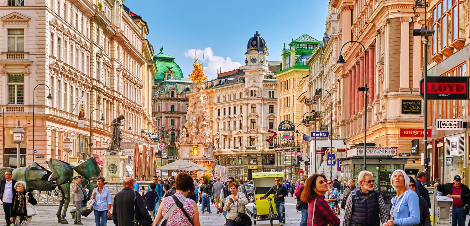 Vienna ranked as most liveable city in the world
